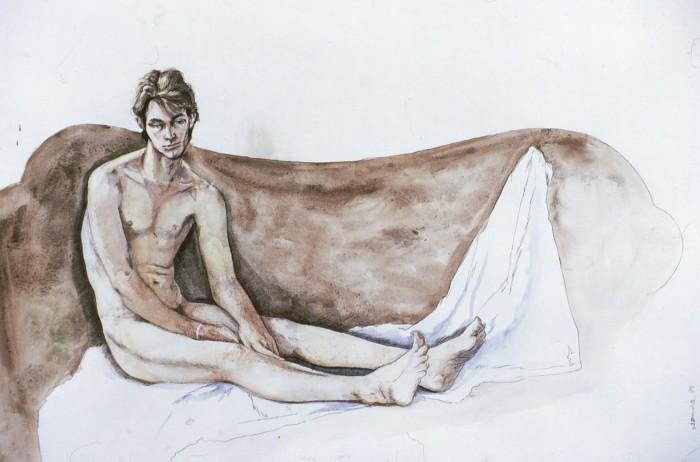 figure study II
