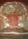 mushroom drawing I